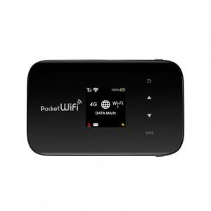【Softbank】 Pocket WiFi 203Z(ソフトバンク ZTE)4G(LTE)&3G下り最大110MB対応の高速Wi-Fiルーター